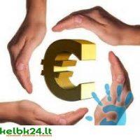 Privati paskola Finansinių rūpesčių pabaiga