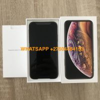 Apple iPhone XS - 64GB - €540, iPhone XS Max 64GB € 620,iPhone X 64GB € 400